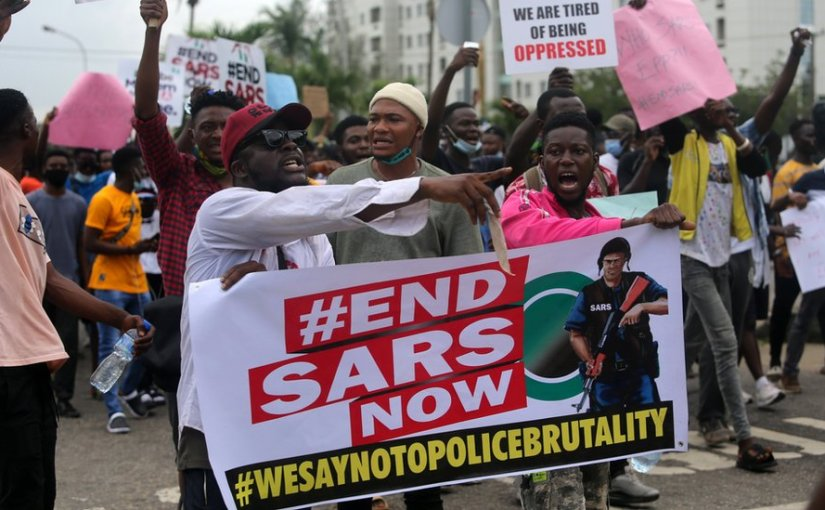 Scrapping SARS : Nothing Short Of Bottling Old Wine With New Bottle — Intersociety