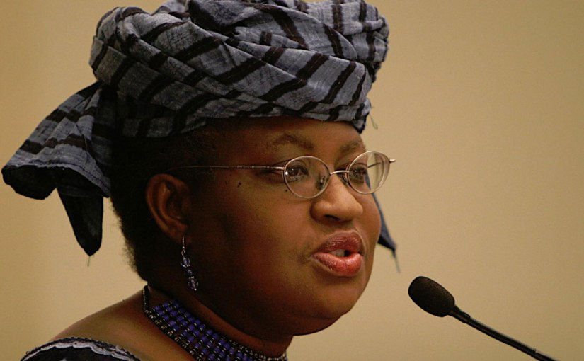Okonjo-Iweala Could Not Be Declared The Head Of The WTO Becuase Of U.S.