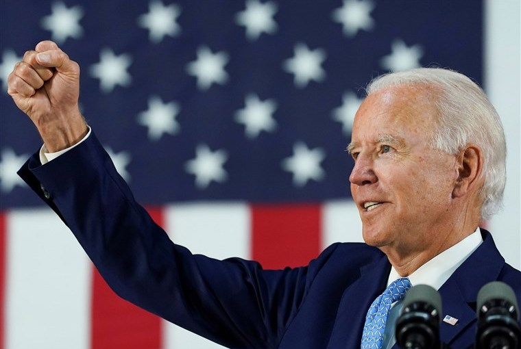 Just In | Biden Reaches 264 Electoral Votes Lunches Transition Website