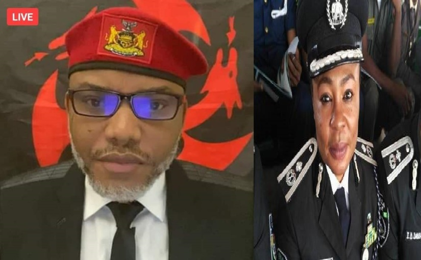 You Are Igbo! Do Not Arrest Sunday Igboho — Nnamdi Kanu Tells Commissioner Of Police Oyo
