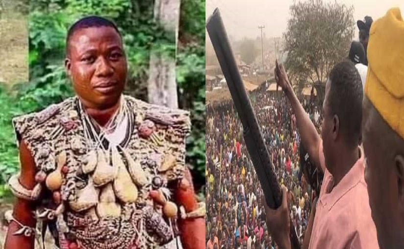 The Efficacy Of Yoruba Traditional Power | Why Bullet Did Not Penetrate Me — Sunday Igboho