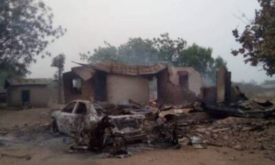 Just In | Yoruba Youths Have Driven Me, My Wife, Children Out Of Our Home, Burnt Our House, 11 Cars —Oyo Seriki Fulani