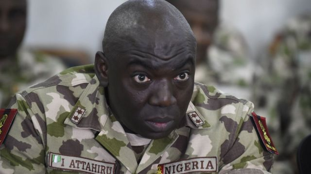 Intersociety Regrets The Death Of Gen Attahiru (COAS) For Not Staying Alive To Answer For The Crimes HeCommitted